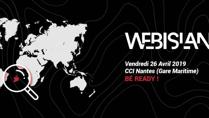 WEBISLAND : Rendez-vous le 26 Avril 2019